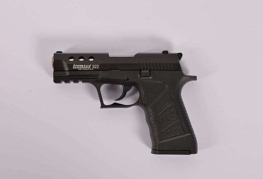 ozkursan tabanca 922 kurusıkı tabanca