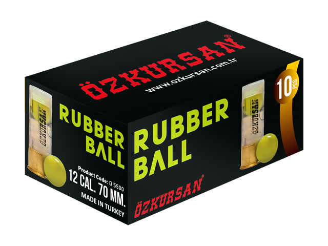 #1 Rubber Ball